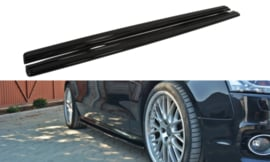 AUDI A5 S-LINE SIDE SKIRTS DIFFUSERS