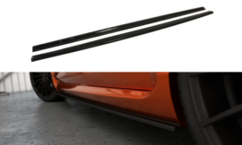 FORD FOCUS MK2 SIDE SKIRTS DIFFUSERS