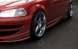CIVIC VI HB SIDE SKIRTS < INFERNO >