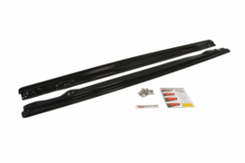 AUDI A6 C6 S-LINE SIDE SKIRTS DIFFUSERS