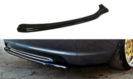 BMW 3 E46 MPACK COUPE CENTRAL REAR SPLITTER