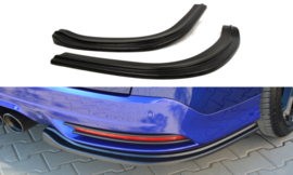 FORD FOCUS 3 ST ESTATE REAR SIDE SPLITTERS