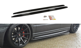 AUDI S4 B5 SIDE SKIRTS DIFFUSERS