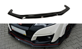 HONDA CIVIC IX TYPE R FRONT SPLITTER v.2