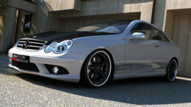 MERCEDES CLK W209 AMG LOOK SIDE SKIRTS
