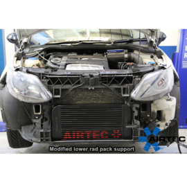 AIRTEC front mount intercooler upgrade for Skoda Fabia 1.4 TSI