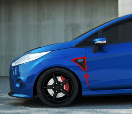 FORD FIESTA MK7 RS LOOK SIDE VENTS IMITATIONS