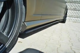 MERCEDES S-CLASS W221 AMG LWB SIDE SKIRTS DIFFUSERS
