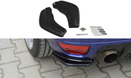 FORD FOCUS mk1 RS REAR SIDE SPLITTERS