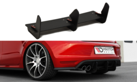 VW POLO V GTI REAR DIFFUSER