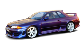 NISSAN SKYLINE R32 GTR SIDE SKIRTS