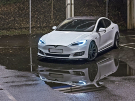 Tesla Model S Facelift SIDE SKIRTS DIFFUSERS