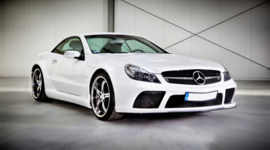 MERCEDES SL R230 AMG BLACK SERIES LOOK BODYKIT