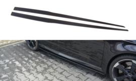AUDI RS3 8V FL SPORTBACK RACING SIDE SKIRTS DIFFUSERS V.1