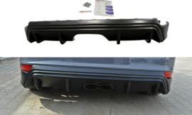 FORD FOCUS MK3 REAR VALANCE
