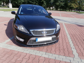 FORD MONDEO MK4 FRONT SPLITTER (PREFACE MODEL)