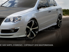 VW PASSAT B6 SIDE SKIRTS