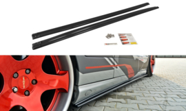 MERCEDES CL-CLASS C215 SIDE SKIRTS DIFFUSERS