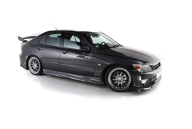TOYOTA ALTEZZA / LEXUS IS200 SIDE SKIRTS