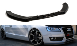 AUDI A5 8T FRONT SPLITTER (FOR STANDARD VERSION OF A5)