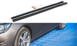 PEUGEOT 308 MK2 FACELIFT SIDE SKIRTS DIFFUSERS