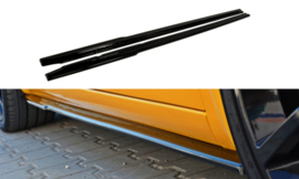 RENAULT MEGANE II RS SIDE SKIRTS DIFFUSERS