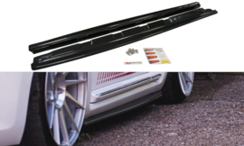 VW BEETLE SIDE SKIRTS DIFFUSERS