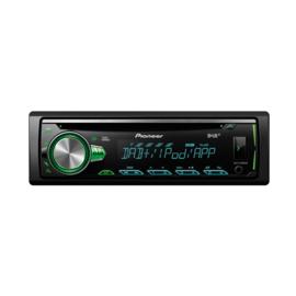Pioneer DEH-S400DAB Autoradio 4x 50W met vario color verlichting, DAB+ en USB/AUX
