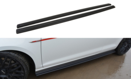 VW GOLF VII GTI SIDE SKIRTS DIFFUSERS