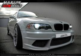 BMW 3 E46 - 4 DOOR SALOON FRONT BUMPER < GENERATION V >