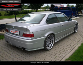BMW 3 E36 REAR BUMPER MAFIA