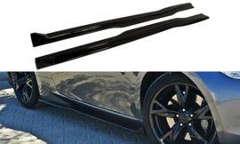 NISSAN 370Z SIDE SKIRTS DIFFUSERS