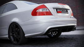 MERCEDES CLK W209 REAR BUMPER