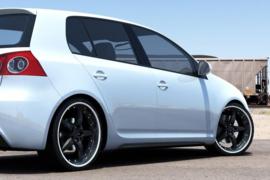 VW GOLF V MK6 GTI LOOK SIDE SKIRTS
