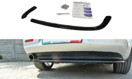 ALFA ROMEO 159 CENTRAL REAR SPLITTER