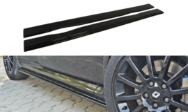 RENAULT CLIO III RS SIDE SKIRTS DIFFUSERS
