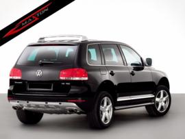 VW TOUAREG REAR BUMPER SPOILER