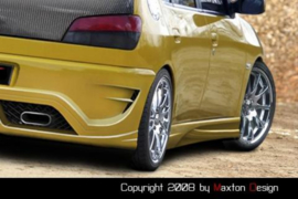 PEUGEOT 306 SIDE SKIRTS < INFERNO >