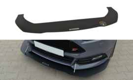 FORD FOCUS ST MK3 FACELIFT MODEL FRONT SPLITTER