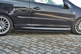 OPEL CORSA D OPC SIDE SKIRTS DIFFUSERS