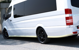 MERCEDES SPRINTER 2013 - UP SIDE SKIRTS