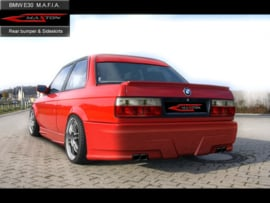 BMW 3 E30 MAFIA REAR BUMPER
