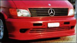 MERCEDES VITO 1996-2003 FRONT BUMPER SPOILER