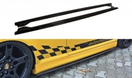 VW GOLF IV R32 SIDE SKIRTS DIFFUSERS