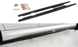 BMW 3 E90/91 MPACK SIDE SKIRTS DIFFUSERS