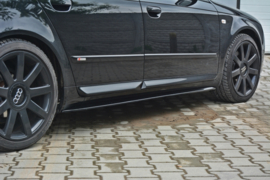 AUDI A4 B7 SIDE SKIRTS DIFFUSERS