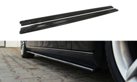 AUDI A4 B8 SIDE SKIRTS DIFFUSERS