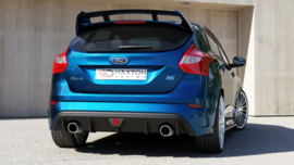 FORD FOCUS MK3 PREFACE REAR BUMPER (FOCUS RS 2015 LOOK)
