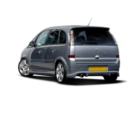 OPEL MERIVA REAR BUMPER EXTENSION