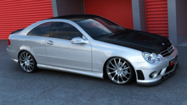 MERCEDES CLK W209 SIDE SKIRTS < W204 AMG LOOK>